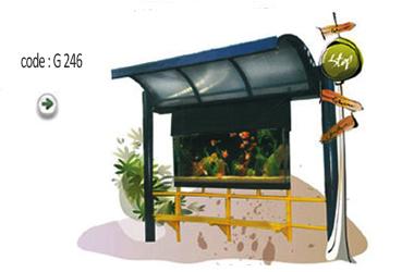 تولید کننده ایستگاه اتوبوس در کرج
