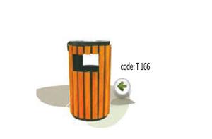 قیمت سطل زباله پارکی
