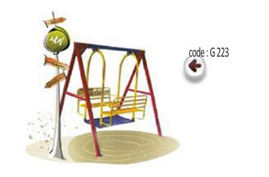 تولید کننده تجهیزات مهد کودک